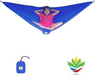 Hammock Bliss - Sky Kid Hammock - The Ideal Starter Hammock for Kids, Children & Larger Babies/Baby