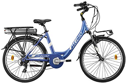 ATALA BICI Trekking Front ELETTRICA E-Bike E-Run 7.1 FS Lady Donna 500 Gamma 2021