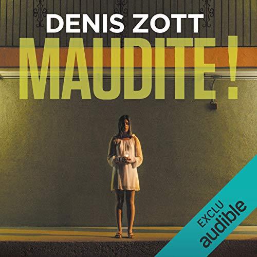 Maudite ! audiobook cover art