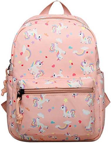 Choco Mocha Unicorn Mini Backpack Girls Small Backpack for Girls Mini Backpack Purses for Kids product image
