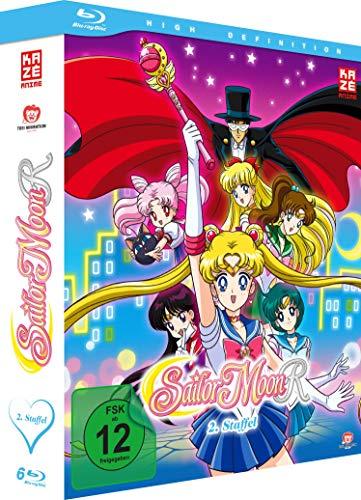 Sailor Moon R - Staffel 2 - Gesamtausgabe - [Blu-ray]