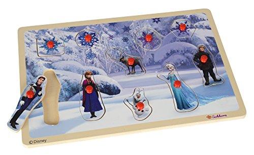 Eichhorn Simba 100003371, Puzzle ad incastro, motivo: Disney Frozen