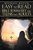 Best Catholic Teen Bibles - Easy to Read Bible Summary for Teens Review