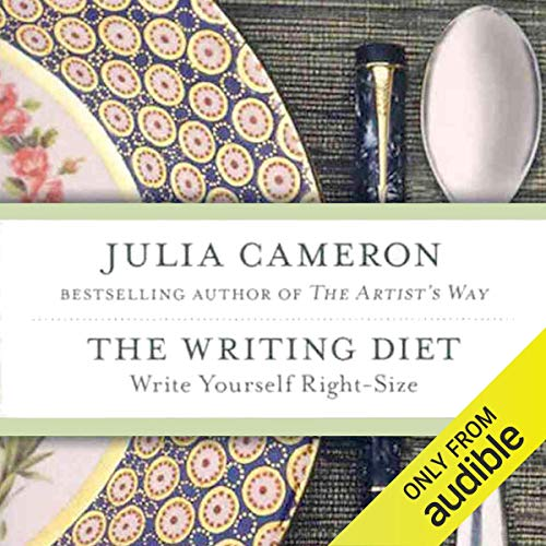 The Writing Diet audiobook cover art