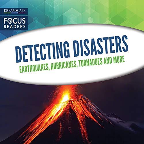 Detecting Disasters audiobook cover art