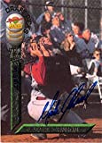 Autograph Warehouse 619442 Mark Johnson Autographed Baseball Card - Chicago White Sox Warner Robins Hs 67-1994 Signature Rookies No.25. rookie card picture