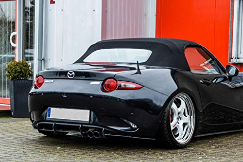 Performance Rear Bumper diffuser with side splitters For MX-5 ND/RF 2015+