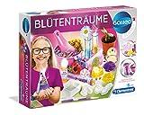 Clementoni 59006 Galileo Science – Blütenträume, Experimentierkasten zur Kräuter- & Pflanzenkunde, Versuche mit Natur und Kosmetik, Spielzeug für Kinder ab 8 Jahren, ideal zu Ostern