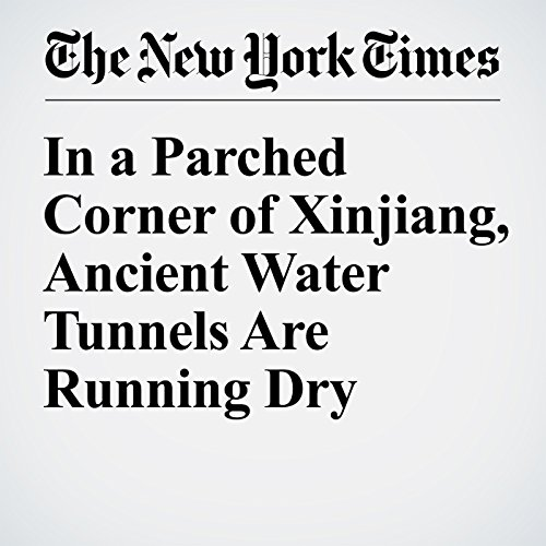 In a Parched Corner of Xinjiang, Ancient Water Tunnels Are Running Dry cover art
