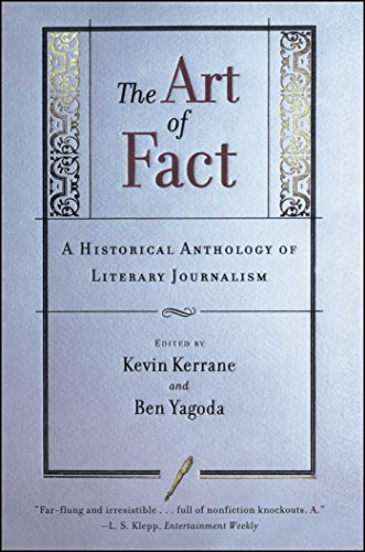 The Art of Fact: A Historical Anthology of Literary...