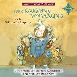 Der Kaufmann von Venedig (Weltliteratur für Kinder) Titelbild