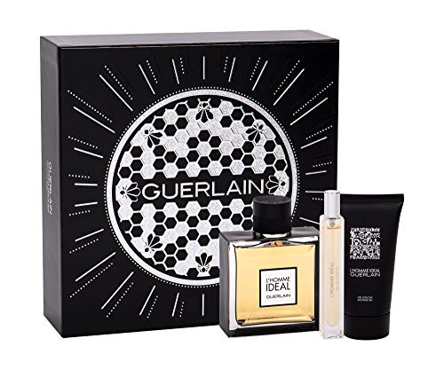 Guerlain L'Homme Ideal 100ml Eau de Toilette + 10ml Eau de Toilette + 75 Duschgel