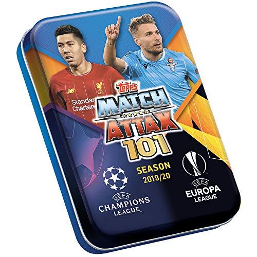 Match Attax 101 2019//20 Robert Lewandowski Plata Limited Edition LE5S Como Nuevo