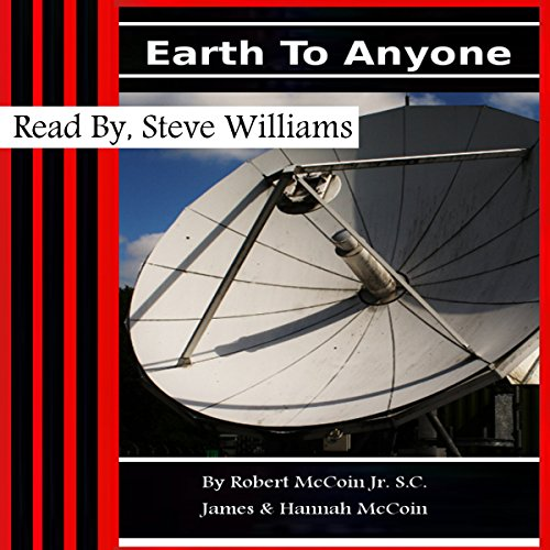 Earth to Anyone audiobook cover art