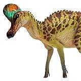 PNSO Prehistoric Dinosaur Models:28 Caroline The Corythosaurus