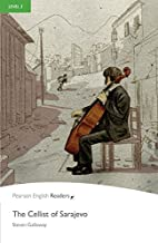 Penguin Readers 3: Cellist of Sarajevo, The Reader Book and MP3 Pack