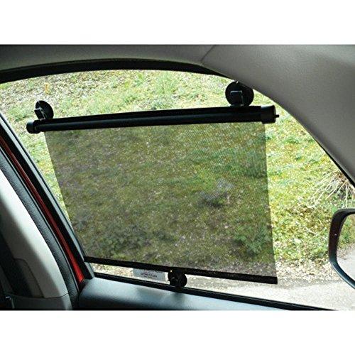 1 paar zonwerende gordijnen voor auto en rolluiken LYBRA