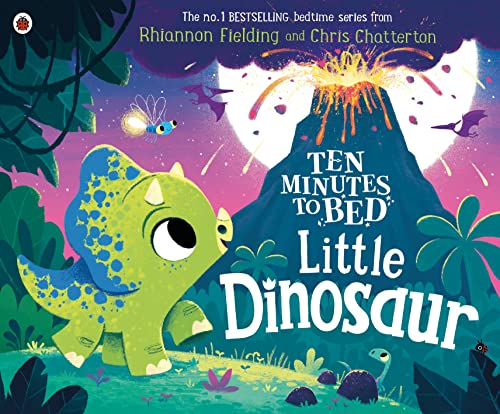 Ten Minutes to Bed: Little Dinosau