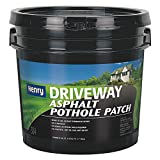 Blacktop Repair, Water, 11 lb, Black, Flat