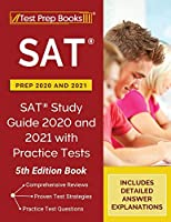 SAT Prep 2020 and 2021: SAT Study Guide 2020 and 2021 with Practice Tests [5th Edition Book]