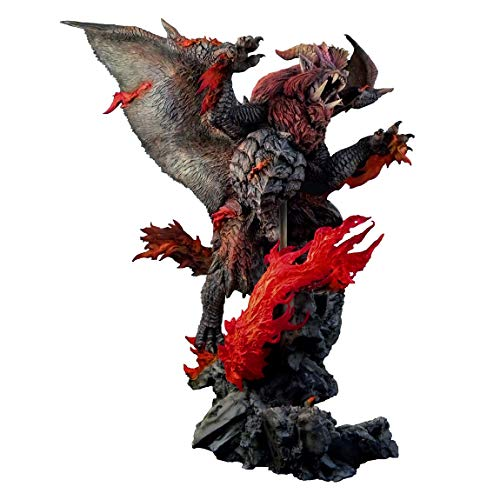 Japan Anime Monster Hunter Generations World Figure Teostra Modelli in PVC Hot Dragon Action Figure Decoration Toy Model