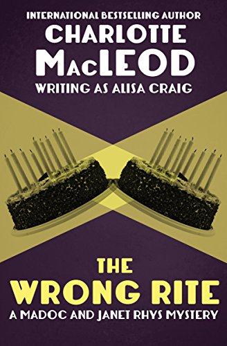 The Wrong Rite (The Madoc and Janet Rhys Mysteries Book 5)