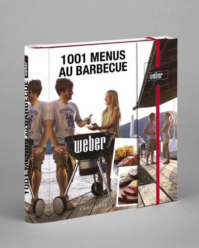1001 menus au barbecue