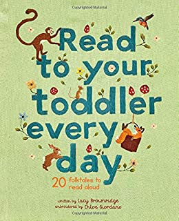 Read to Your Toddler Every Day