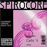 THOMASTIK SPIROCORE スピロコア チェロ弦セット 1/4 S779