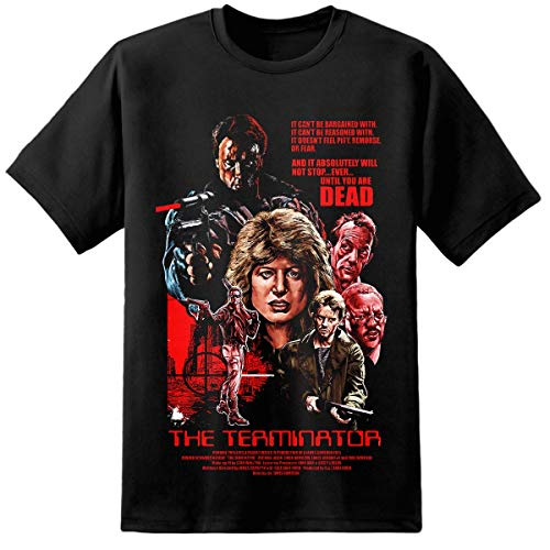 The Terminator Characters T-shirt for Adults
