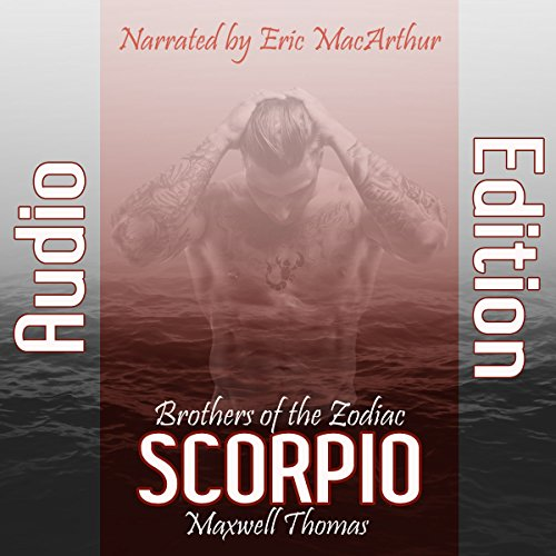 Scorpio audiobook cover art