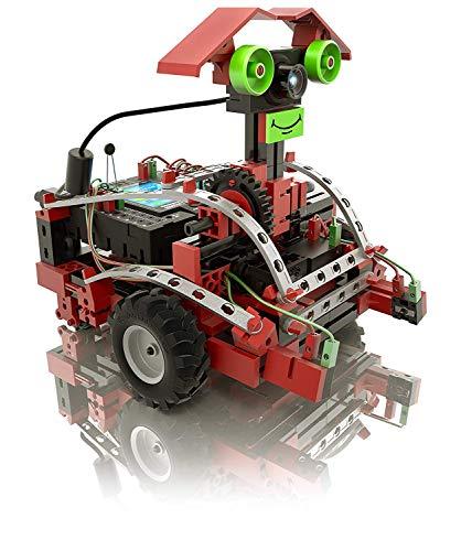 fischertechnik Roboter Bausatz TXT Discovery Set - 14 verschiedene Roboter zum selbst programmieren - inklusive TXT Controller & ROBO Pro Software - ab 10 Jahre