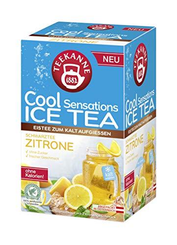 Teekanne 63212 Österreich Cool Sensations Zitrone, 45 g