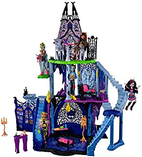 Monster High Freaky Fusion Catacombs Playset