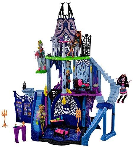 Mattel Monster High BJR18 - Katakomben Spielset, inklusive Zubehör und Accessoires