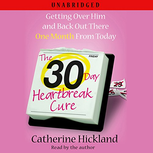 The 30-Day Heartbreak Cure audiobook cover art