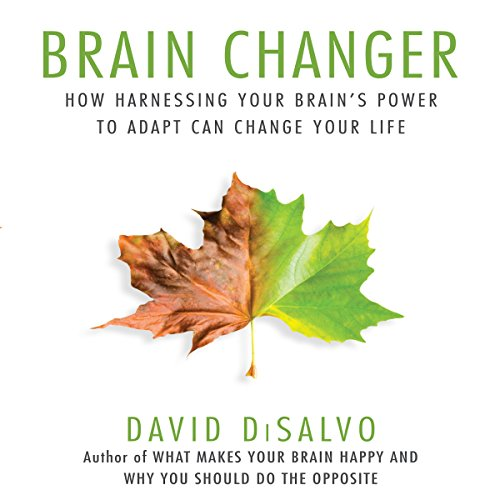 Brain Changer audiobook cover art