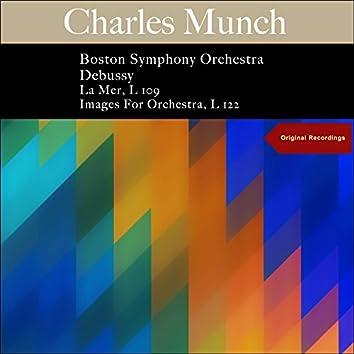 Debussy: La mer & Images