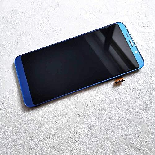 Kit de accesorios para Bluboo S8 pantalla LCD y digitalizador de pantalla táctil reemplazo de la pantalla del teléfono (color oro) reemplazo (color: oro) (color: oro)
