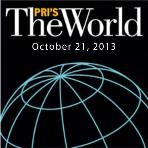 The World, October 21, 2013 cover art