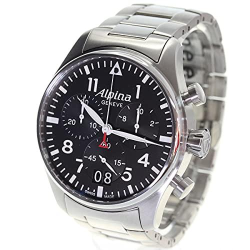 Alpina Schweizer Chronograph Startimer Pilot AL-372B4S6B