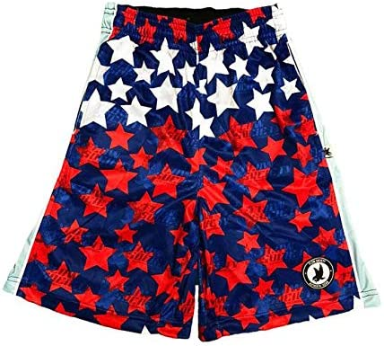 Flow Society Boys' Stars Boys Athletic - Indianapolis Free shipping anywhere in the nation Mall Shorts