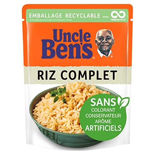 riz complet leclerc