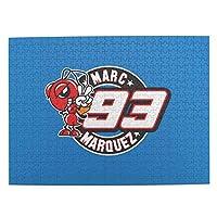 マルク・マルケス MotoGP 93 500ピースジグソーパズル 大人向け 減圧玩具 家の装飾 パズル 人気 パズルゲーム 知育おもちゃ