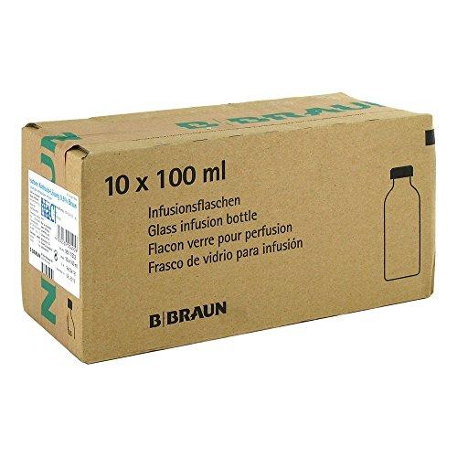 Kochsalzlösung 0,9% Glasfl., 10X100 ml
