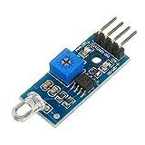 BliliDIY Modulo Di Misura Modulo Controller Sensore Fotodiodo A 5 Pin 4Pin