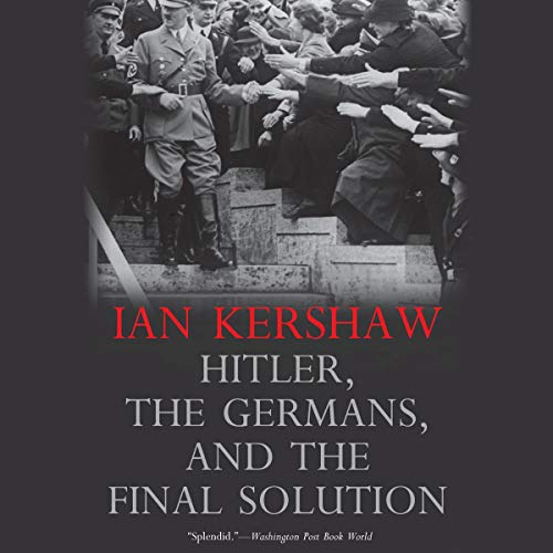 Couverture de Hitler, the Germans, and the Final Solution