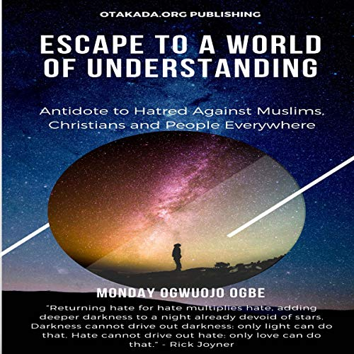 Escape to a World of Understanding cover art