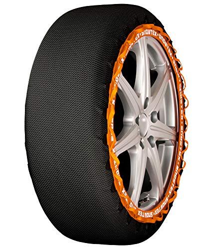【Amazon.co.jp 限定】SNOCLO SNOWTEX 雪道走行用 布製タイヤ滑り止めカバー AMAZONエディション A2724