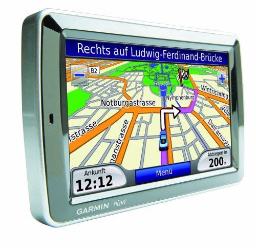 Garmin Nuvi 5000 (Europe) - Navegador GPS con mapas de toda Europa (5.2 pulgadas)